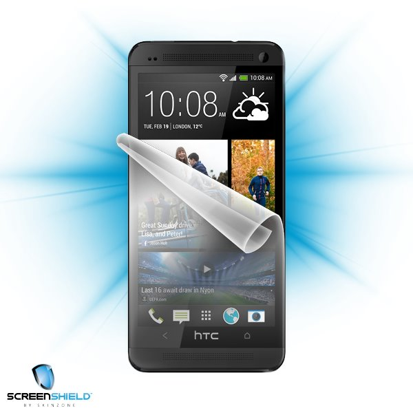 ScreenShield HTC One (M8) - Film for display protection