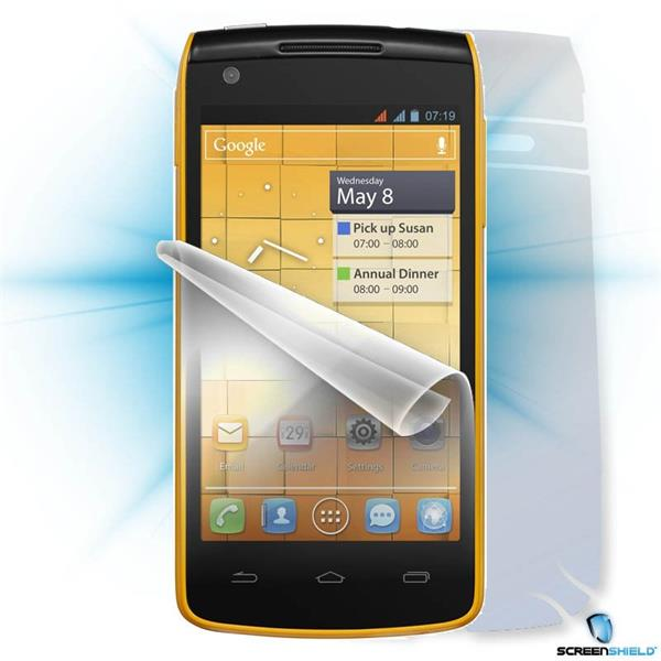 ScreenShield Alcatel One Touch 992D - Film for display + body protection