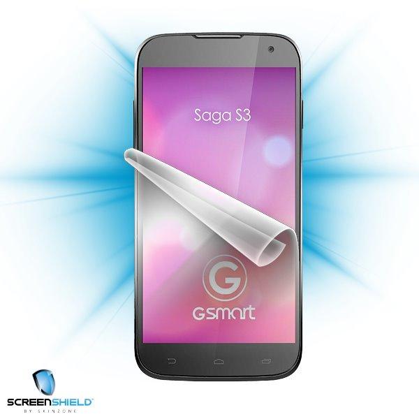 ScreenShield GigaByte GSmart Saga S3 - Film for display protection