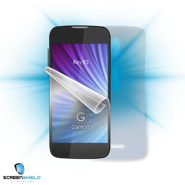 ScreenShield GigaByte GSmart Rey R3 - Film for display + body protection