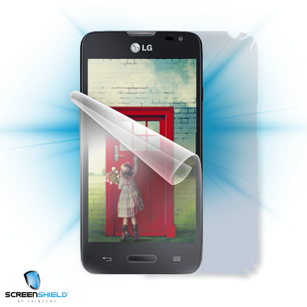 ScreenShield LG D280n L65 - Film for display + body protection