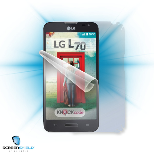 ScreenShield LG D320N L70 - Film for display + body protection