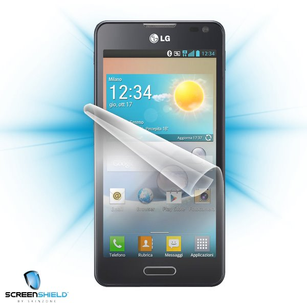 ScreenShield LG D505 Optimus F6 - Film for display protection