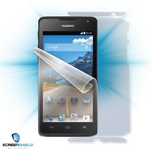 ScreenShield Huawei Ascend Y530 - Film for display + body protection
