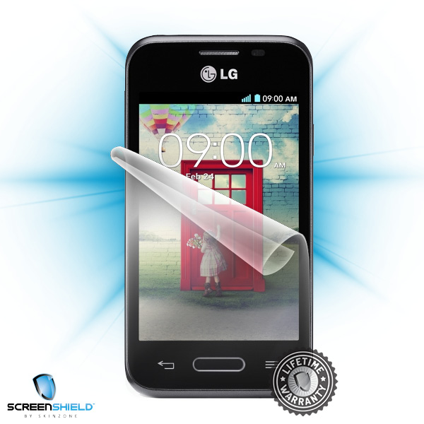 ScreenShield LG D160 L40 - Film for display protection
