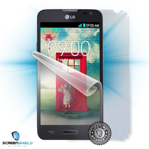 ScreenShield LG D405 L90 - Film for display + body protection