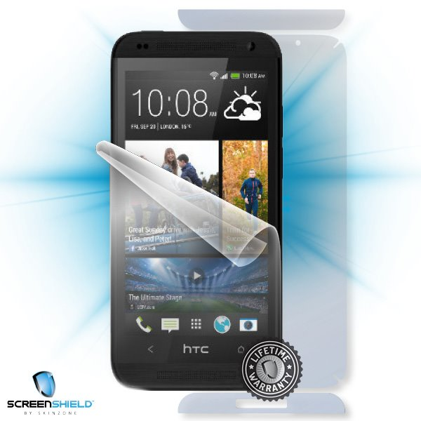 ScreenShield HTC Desire 610 - Film for display + body protection