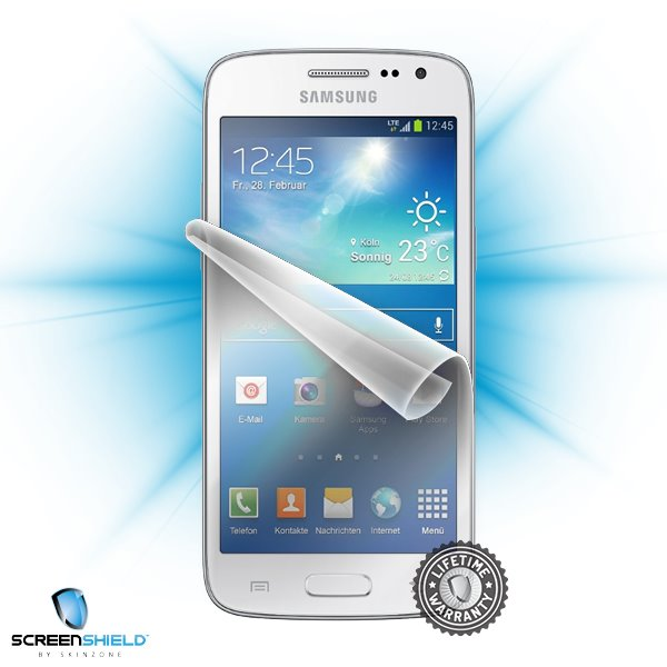 ScreenShield Samsung Galaxy Core SM-G386F - Film for display protection