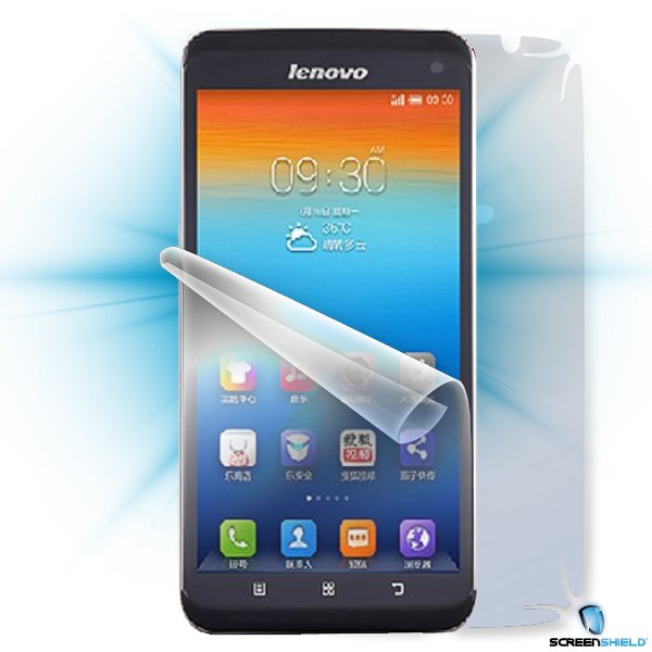 ScreenShield Lenovo S930 - Film for display + body protection