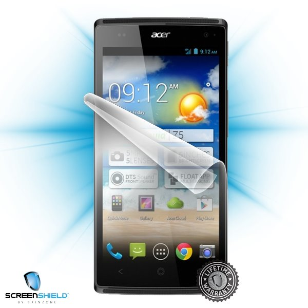 ScreenShield Acer Liquid Z5 DUO (Z150) - Film for display protection