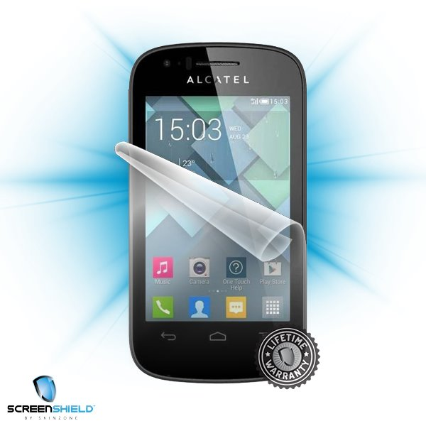 ScreenShield Alcatel One Touch 4015D Pop C1 - Film for display protection