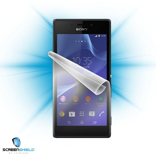 ScreenShield Sony Xperia M2 - Film for display protection