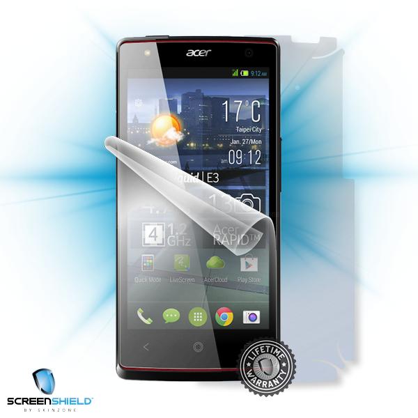 ScreenShield Acer Liquid E3 E380 - Film for display + body protection