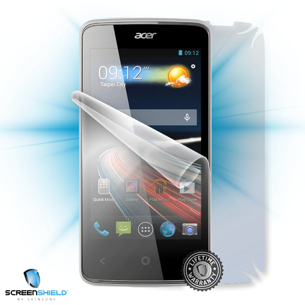ScreenShield Acer Liquid Z4 - Film for display + body protection