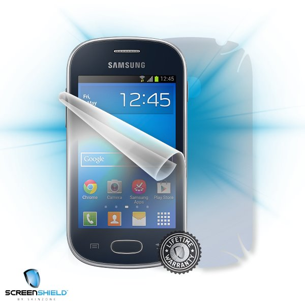 ScreenShield Samsung Galaxy Fame Lite S6790 - Film for display + body protection