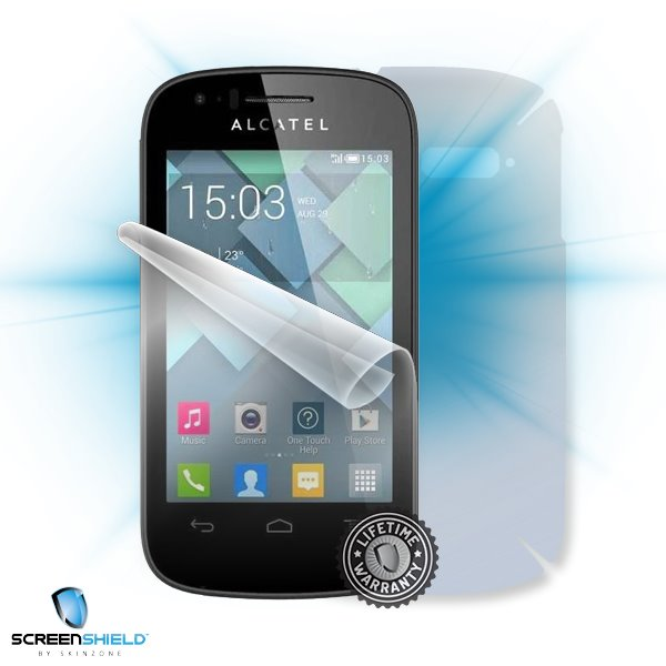 ScreenShield Alcatel One Touch 4015D Pop C1 - Film for display + body protection