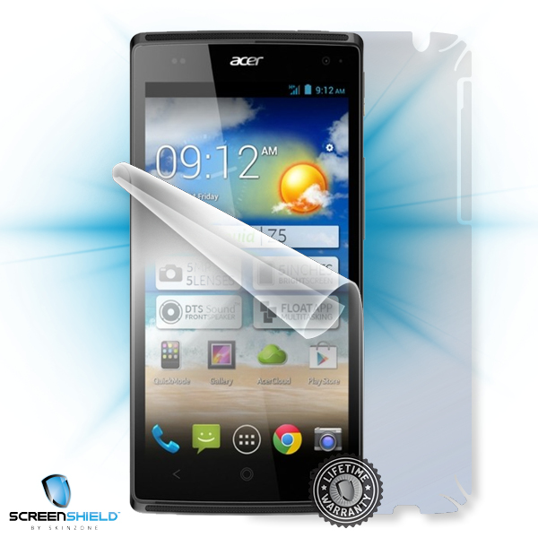 ScreenShield Acer Liquid Z5 DUO (Z150) - Film for display + body protection