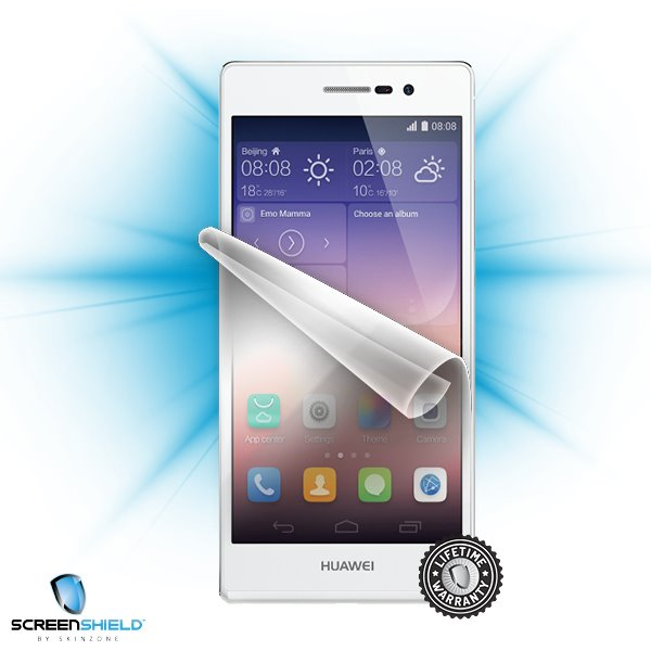 ScreenShield Huawei Ascend AP7 - Film for display protection