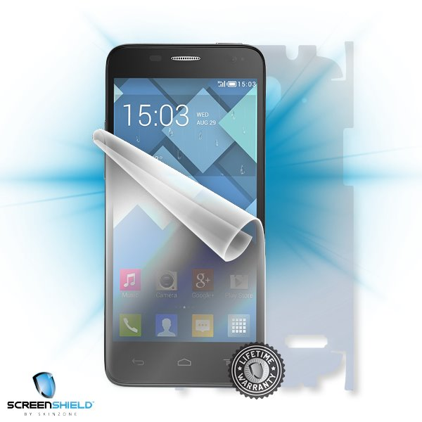 ScreenShield Alcatel One Touch 6012D idol mini - Film for display + body protection