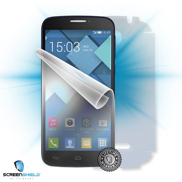 ScreenShield Alcatel One Touch 7041D Pop C7 - Film for display + body protection