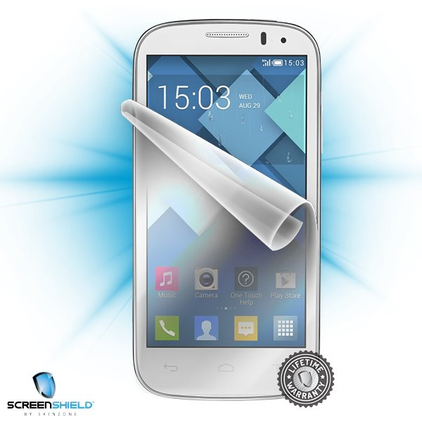 ScreenShield Alcatel One Touch 5036D Pop C5 - Film for display protection