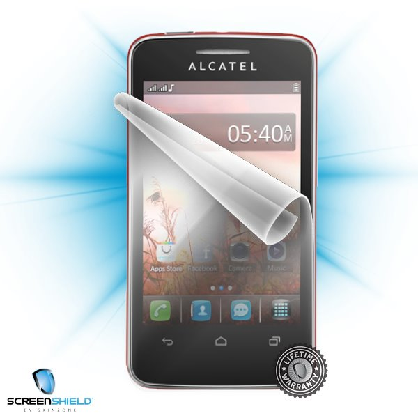 ScreenShield Alcatel One Touch 3040D Tribe - Film for display protection