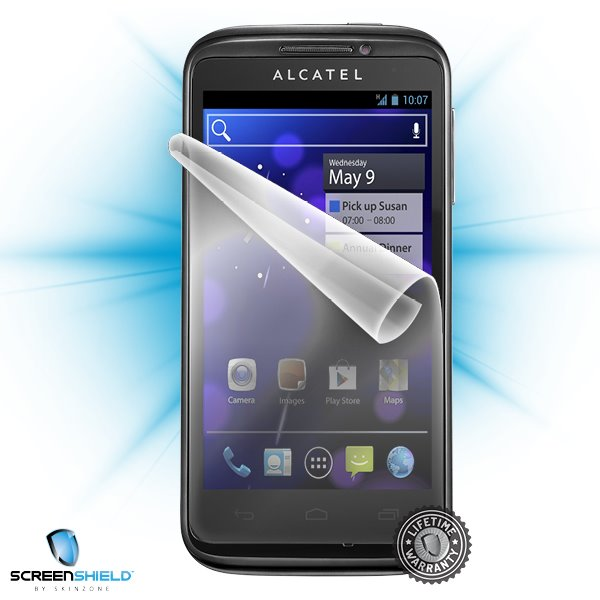 ScreenShield Alcatel One Touch 993D - Film for display protection