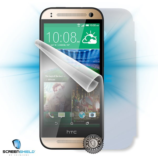 ScreenShield HTC One Mini 2 - Film for display + body protection