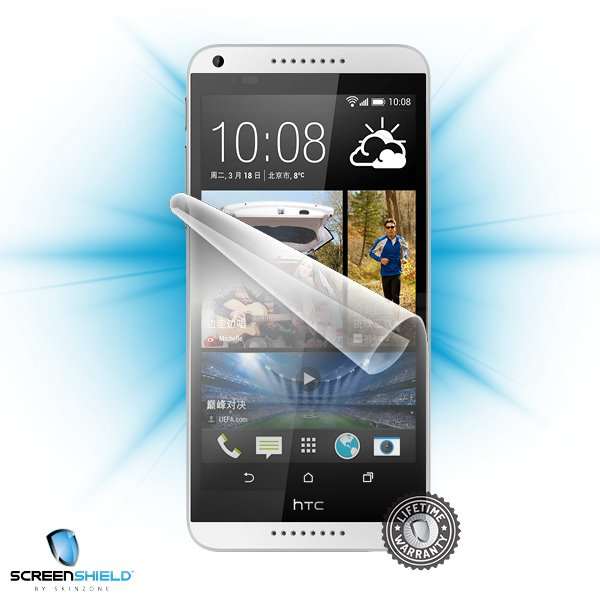 ScreenShield HTC Desire 816 - Film for display protection