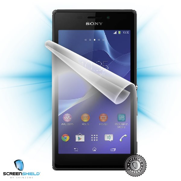 ScreenShield Sony Xperia T ultra - Film for display protection