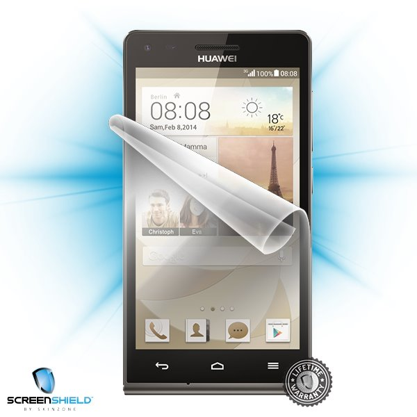 ScreenShield Huawei Ascend G6 LTE 4G - Film for display protection