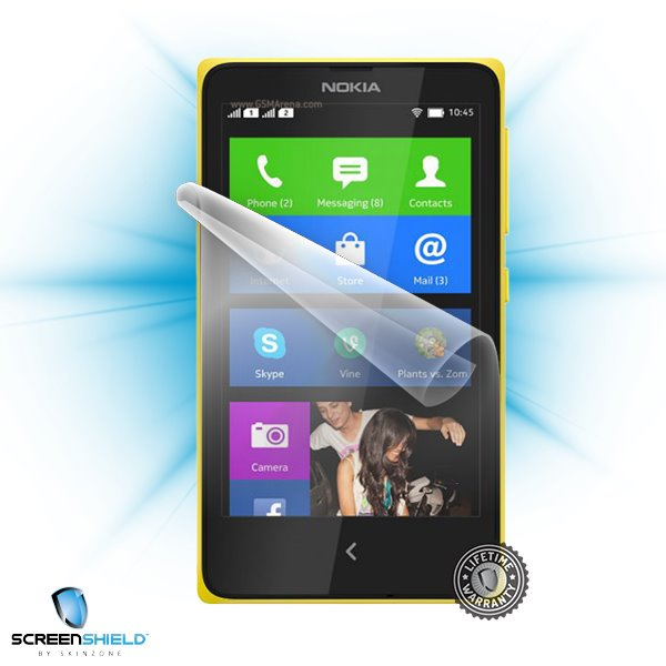 ScreenShield Nokia X RM980 - Film for display protection