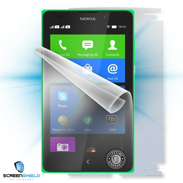ScreenShield Nokia XL RM-1030 - Film for display + body protection