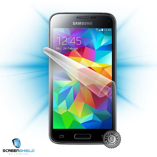 ScreenShield Samsung Galaxy S5 Mini G800F - Film for display protection