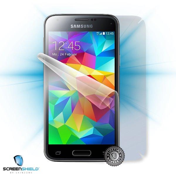 ScreenShield Samsung Galaxy S5 Mini G800F - Film for display + body protection
