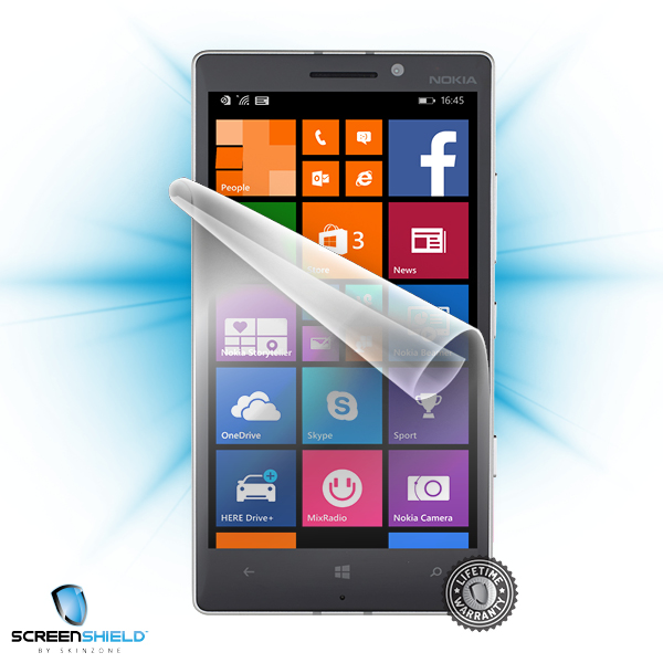 ScreenShield Nokia Lumia 930 - Film for display protection