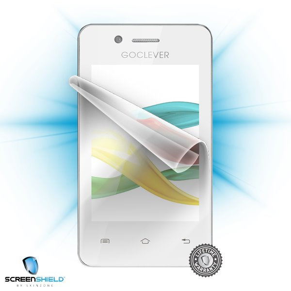 ScreenShield GoClever Quantum 350 - Film for display protection