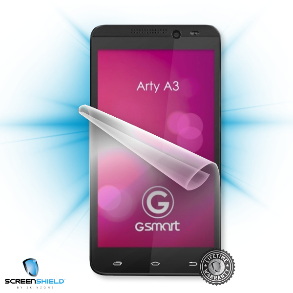 ScreenShield GigaByte GSmart Arty A3 - Film for display protection