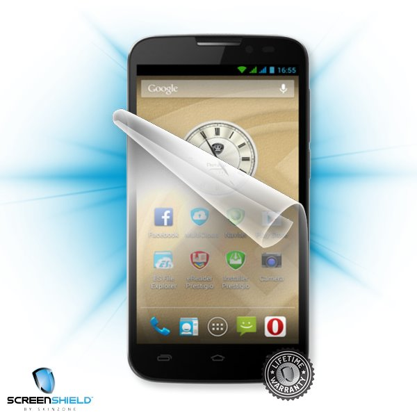 ScreenShield Prestigio Multiphone PAP5503D - Film for display protection
