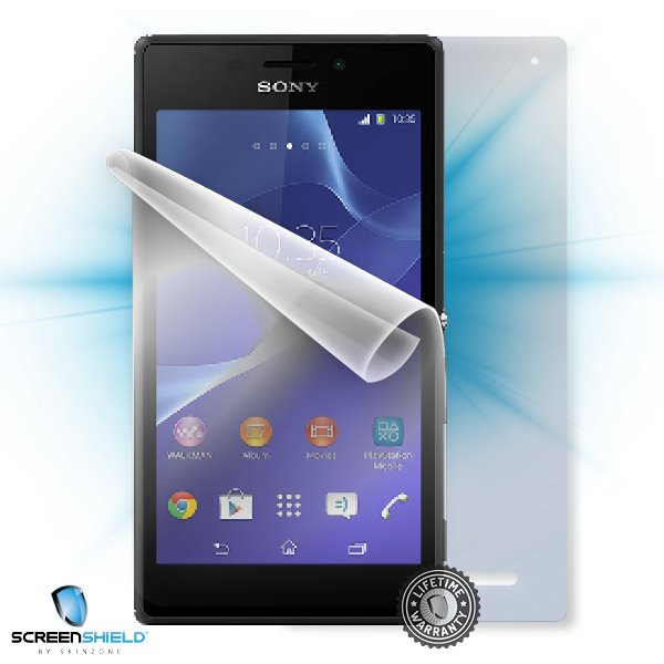 ScreenShield Sony Xperia T ultra - Film for display + body protection