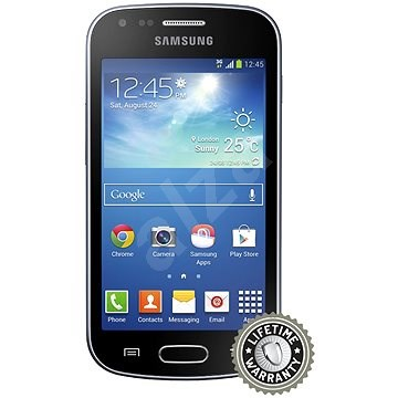 ScreenShield Samsung S7580 Galaxy Trend Plus Tempered Glass - Film for display protection