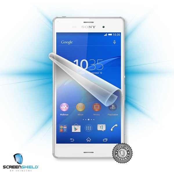 ScreenShield Sony Xperia Z3 - Film for display protection