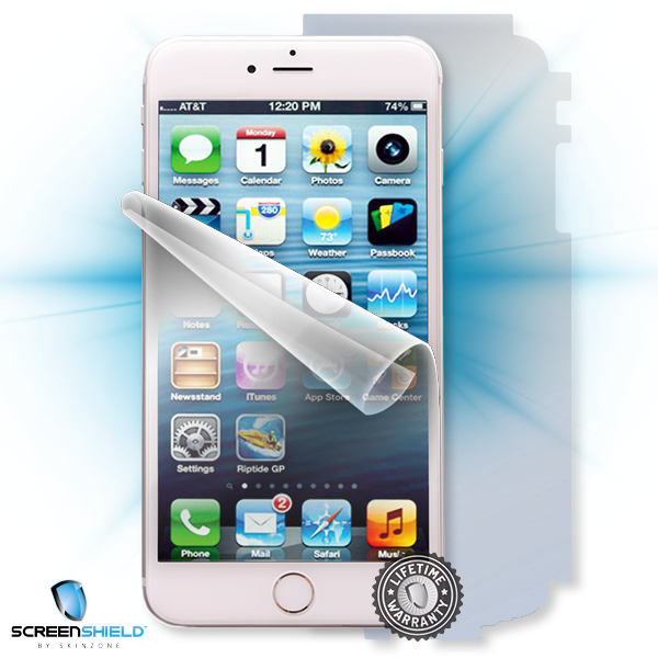 ScreenShield iPhone 6 Plus - Film for display + body protection