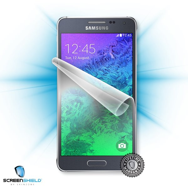 ScreenShield Samsung Galaxy G850F Galaxy Alpha - Film for display protection
