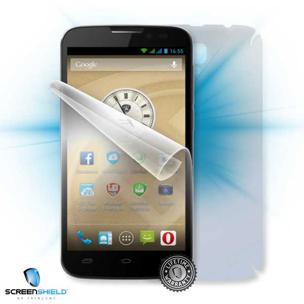 ScreenShield Prestigio Multiphone PAP5503D - Film for display + body protection