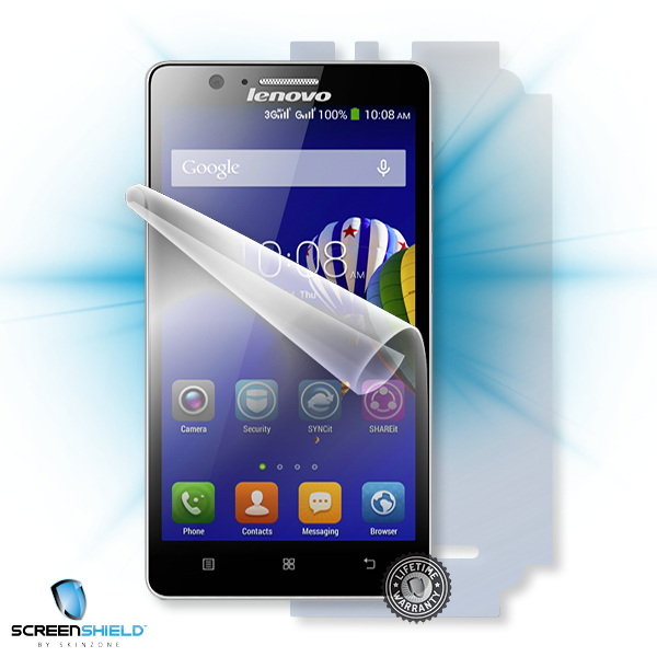 ScreenShield Lenovo A536 - Film for display + body protection