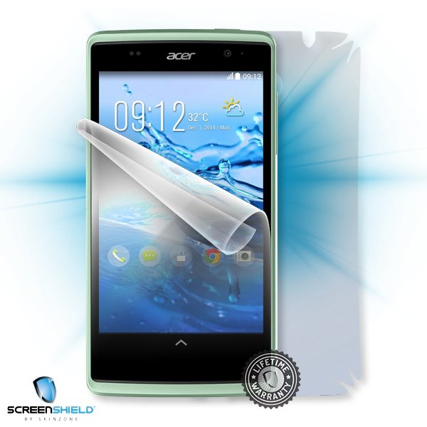 ScreenShield Acer Liquid Z500 - Film for display + body protection