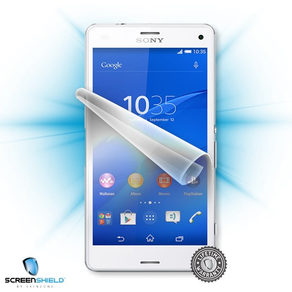 ScreenShield Sony Xperia Z3 Compact - Film for display protection