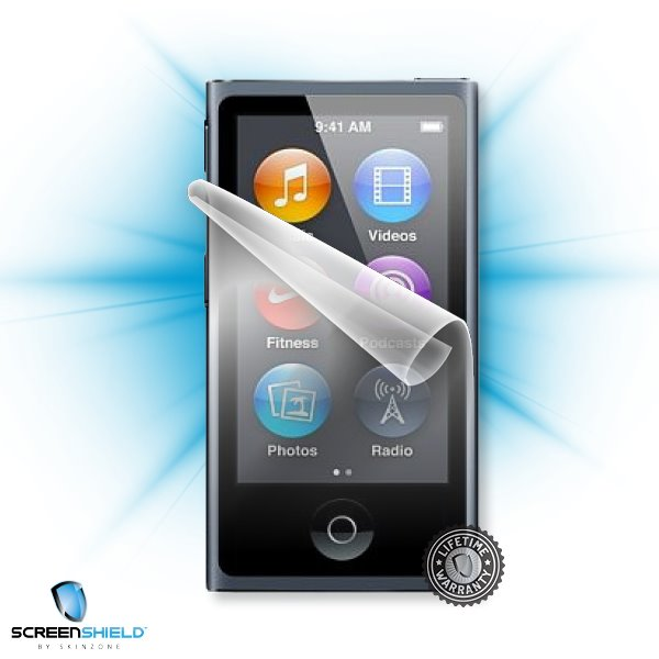 ScreenShield iPod nano 7G - Film for display protection