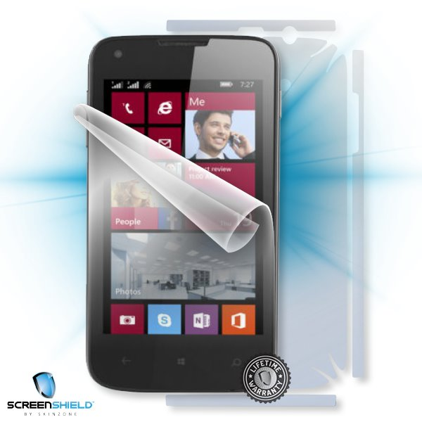 ScreenShield Prestigio PSP 8400 DUO - Film for display + body protection